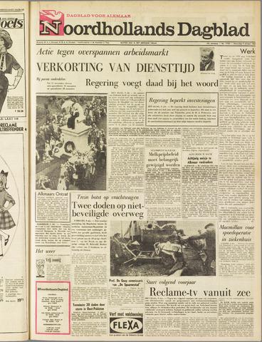 Noordhollands Dagblad : dagblad voor Alkmaar en omgeving 1963-10-09