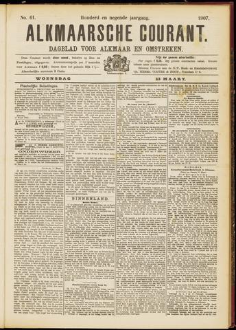 Alkmaarsche Courant 1907-03-13