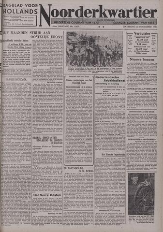 Dagblad voor Hollands Noorderkwartier 1941-11-22