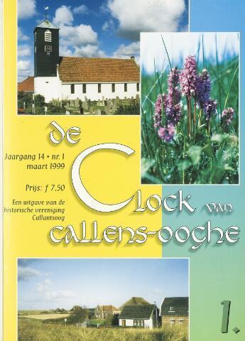 De Clock van Callens-Ooghe 1999