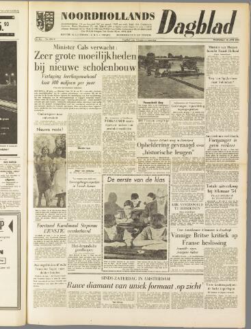 Noordhollands Dagblad : dagblad voor Alkmaar en omgeving 1959-06-10