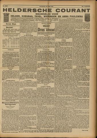 Heldersche Courant 1921-06-25