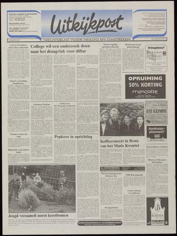 Uitkijkpost : nieuwsblad voor Heiloo e.o. 2001-01-10