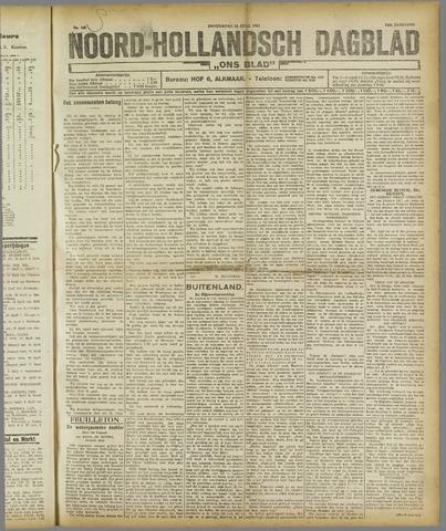 Ons Blad : katholiek nieuwsblad voor N-H 1921-04-14