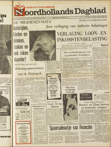 Noordhollands Dagblad : dagblad voor Alkmaar en omgeving 1965-09-21