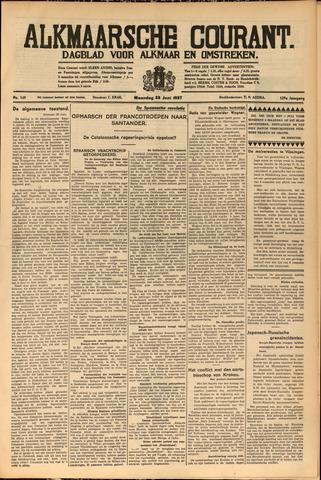 Alkmaarsche Courant 1937-06-28