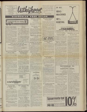 Uitkijkpost : nieuwsblad voor Heiloo e.o. 1974-06-19