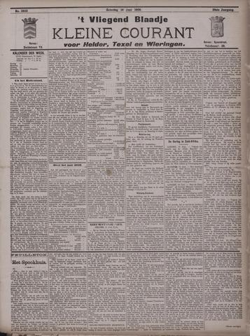 Vliegend blaadje : nieuws- en advertentiebode voor Den Helder 1900-06-16