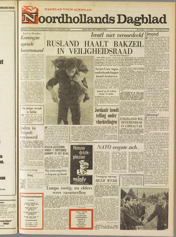 Noordhollands Dagblad : dagblad voor Alkmaar en omgeving 1967-06-15