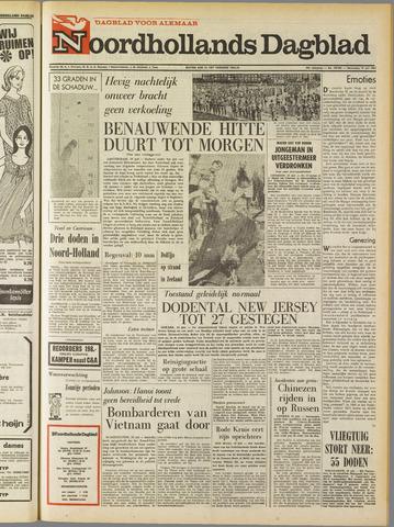 Noordhollands Dagblad : dagblad voor Alkmaar en omgeving 1967-07-19