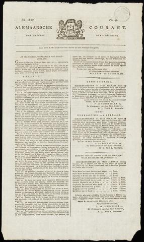 Alkmaarsche Courant 1817-12-08