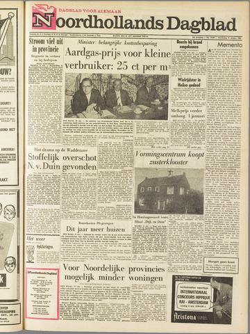 Noordhollands Dagblad : dagblad voor Alkmaar en omgeving 1963-10-31