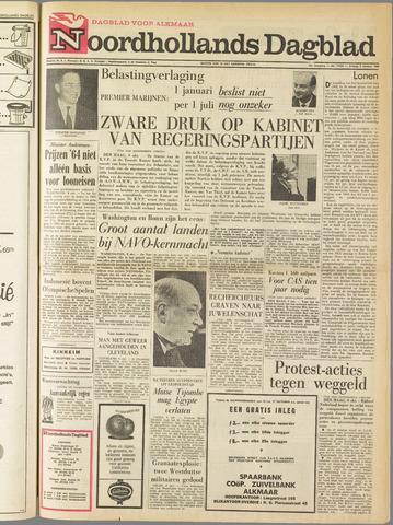 Noordhollands Dagblad : dagblad voor Alkmaar en omgeving 1964-10-09