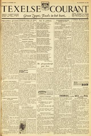 Texelsche Courant 1953-11-21