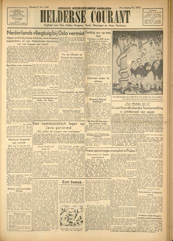 Heldersche Courant 1949-11-21