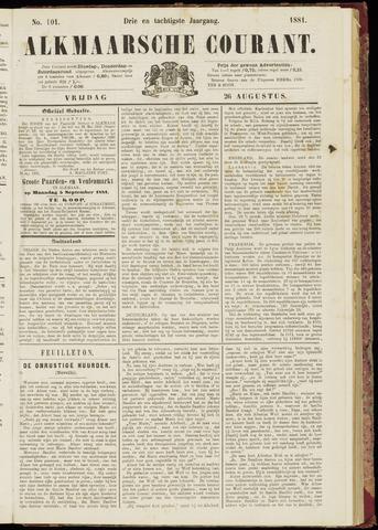 Alkmaarsche Courant 1881-08-26