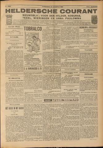 Heldersche Courant 1929-08-29