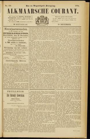 Alkmaarsche Courant 1894-12-19