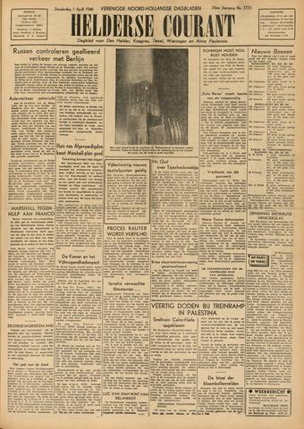 Heldersche Courant 1948-04-01