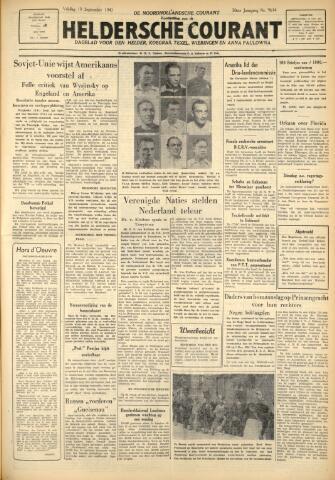 Heldersche Courant 1947-09-19