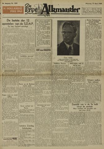 De Vrije Alkmaarder 1948-04-12