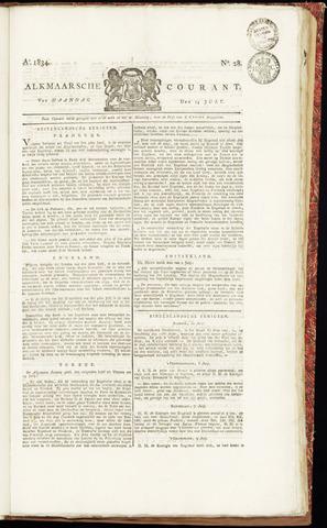 Alkmaarsche Courant 1834-07-14