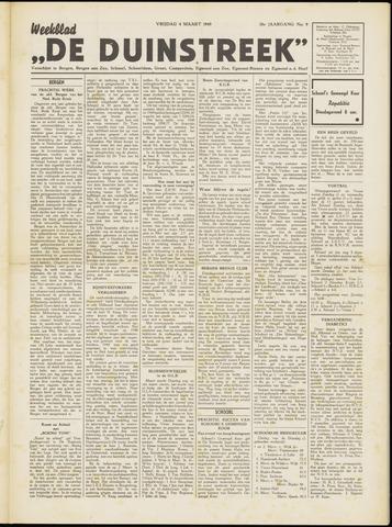 De Duinstreek 1949-03-04