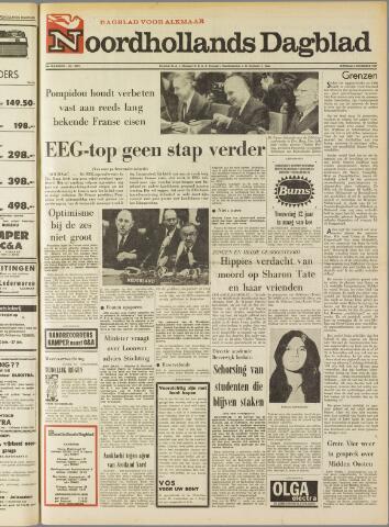 Noordhollands Dagblad : dagblad voor Alkmaar en omgeving 1969-12-02