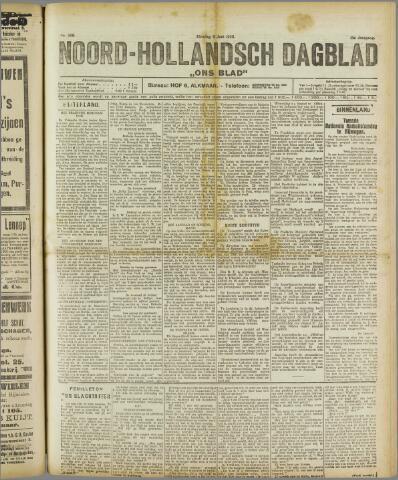 Ons Blad : katholiek nieuwsblad voor N-H 1922-06-06