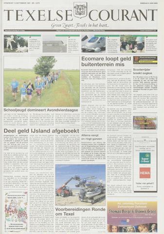 Texelsche Courant 2009-06-09
