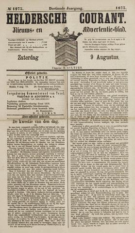 Heldersche Courant 1873-08-09