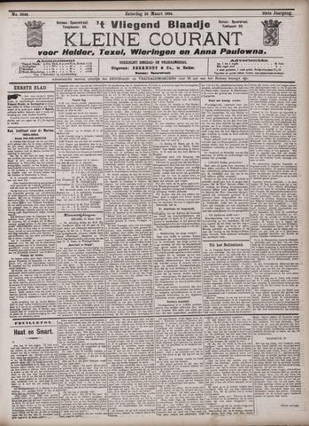 Vliegend blaadje : nieuws- en advertentiebode voor Den Helder 1904-03-26