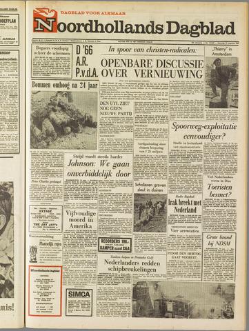 Noordhollands Dagblad : dagblad voor Alkmaar en omgeving 1967-08-19