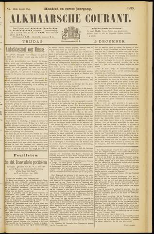 Alkmaarsche Courant 1899-12-15