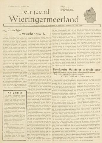 Herrijzend Wieringermeerland 1947-10-04