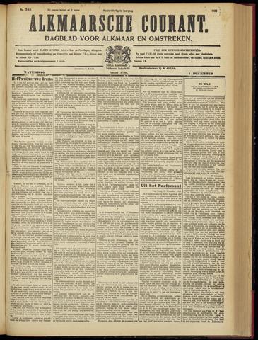 Alkmaarsche Courant 1928-12-01