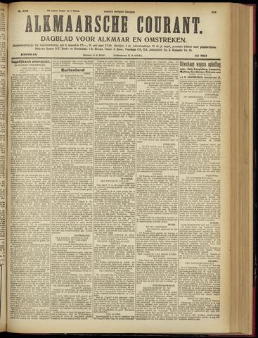 Alkmaarsche Courant 1928-05-22