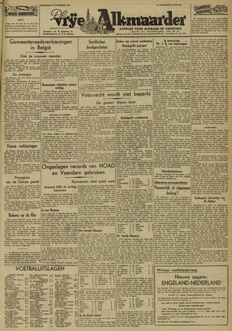 De Vrije Alkmaarder 1946-11-25