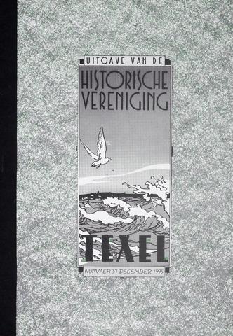 Uitgave Historische Vereniging Texel 1995-12-01