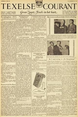 Texelsche Courant 1957-05-04