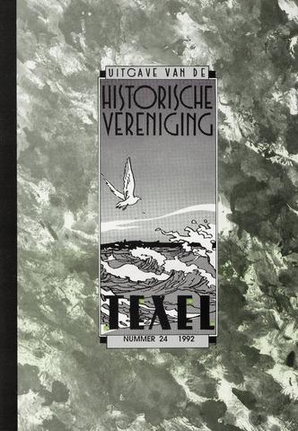 Uitgave Historische Vereniging Texel 1992-09-01