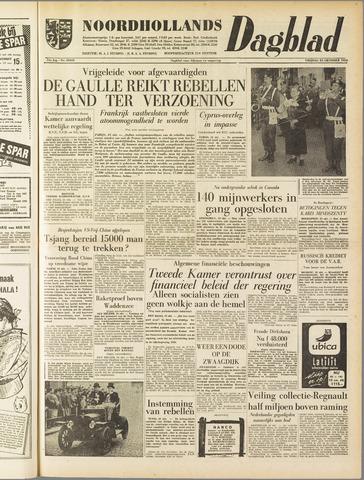 Noordhollands Dagblad : dagblad voor Alkmaar en omgeving 1958-10-24