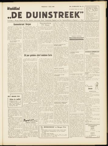 De Duinstreek 1964-07-03
