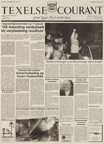 Texelsche Courant 2001