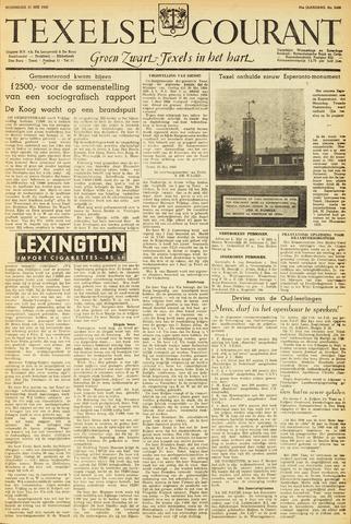 Texelsche Courant 1950-05-31