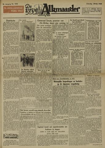 De Vrije Alkmaarder 1948-05-29