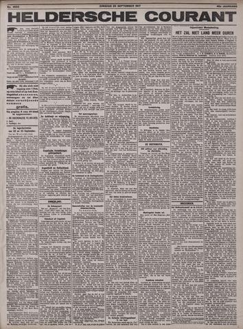 Heldersche Courant 1917-09-25