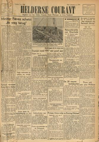 Heldersche Courant 1948-01-02