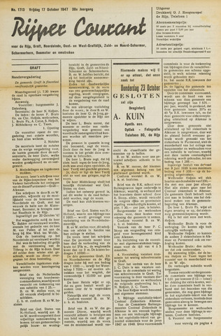Rijper Courant 1947-10-17