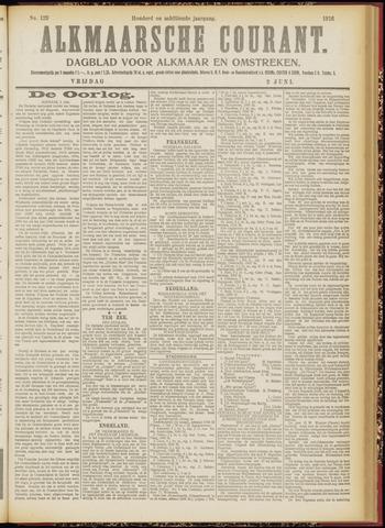 Alkmaarsche Courant 1916-06-02
